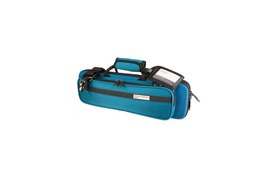 Protec PB306 PRO PAC Flute Slimline Case (Teal Blue)