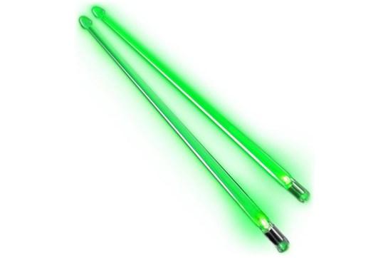 Firestix Light Up Drumsticks (Screamin' Green)