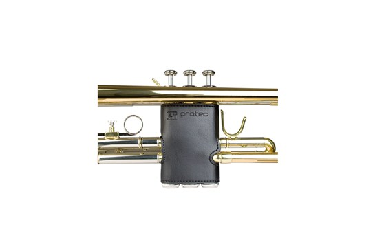 ProTec L226 Trumpet Leather Valve Guard