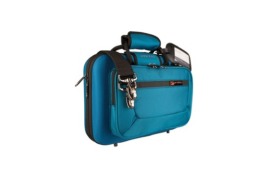 ProTec PB307 PRO PAC Bb Clarinet Slimline Case (Teal Blue)