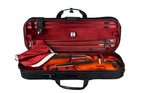 Violin 4/4 Double PRO PAC Case - Professional
