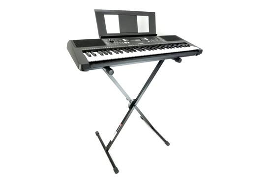 Yamaha PSRE363 Keyboard Bundle
