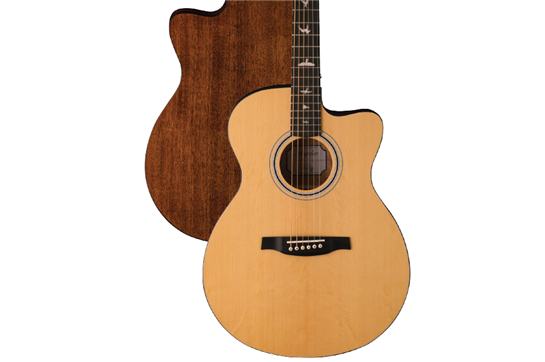 PRS SE Angelus AX20E Acoustic Guitar (Natural)