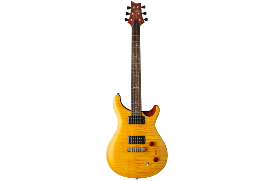 PRS SE Paul's Guitar Electric Guitar (Amber)