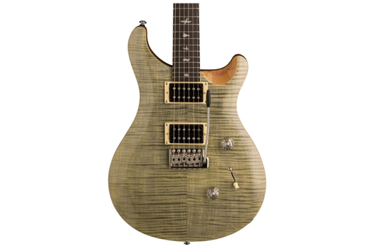PRS SE Custom 24 Electric Guitar (Trampas Green)