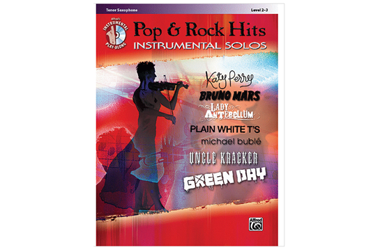 Pop & Rock Hits Instrumental Solos (Tenor Sax)