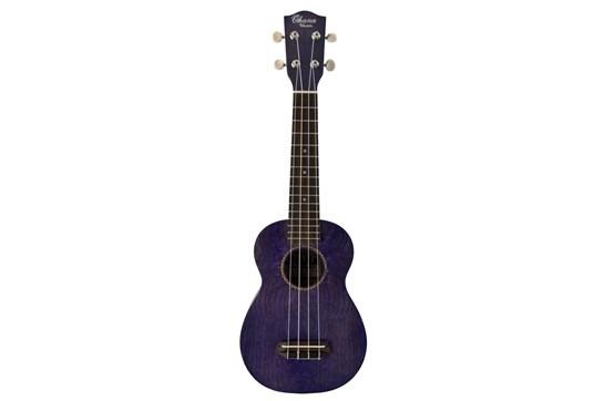 Ohana SK-15W Soprano Ukulele - Willow Purple