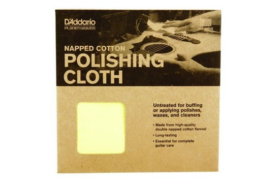 Planet Waves PW-PC2 Untreated Polish Cloth