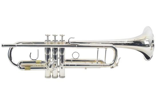 Used Shires Q Series TRQ10S Trumpet