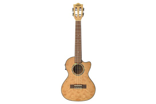 Lanikai Quilted Maple Tenor Ukulele (Natural)