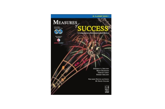 Measures of Success, Bass Clarinet Book 1