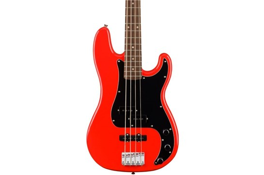 Squier Affinity Precision PJ Bass (Race Red)