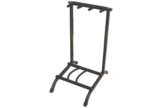 3-Space Foldable Multi Guitar Rack