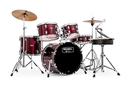 Mapex Rebel Junior Drumset - complete w/cymbals