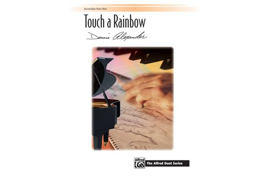 Touch a Rainbow - Piano Duet (712C14)
