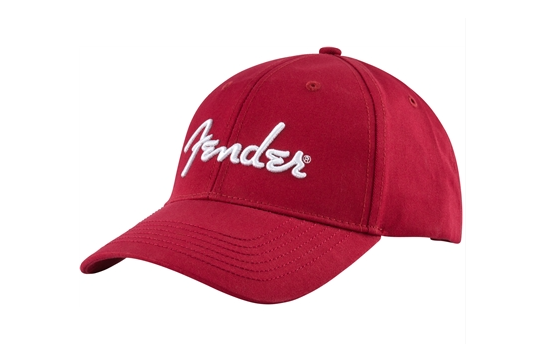 Fender Stretch Cap (Red)