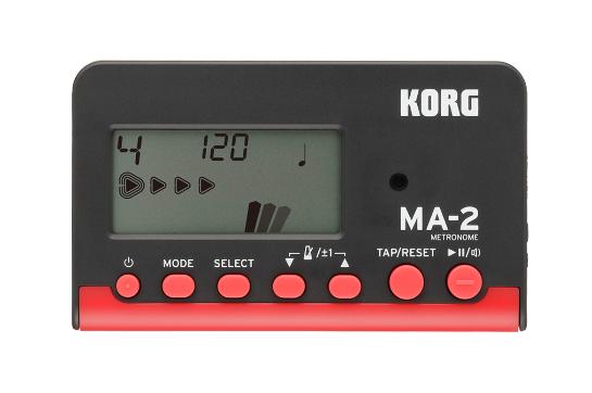 Korg MA-2 Metronome (Red)