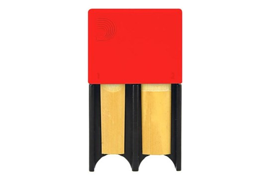 D'Addario Reed Guard - Small (Red)