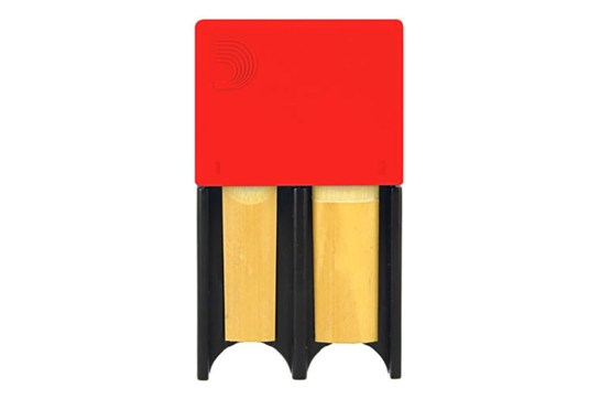 D'Addario Reed Guard - Large (Red)