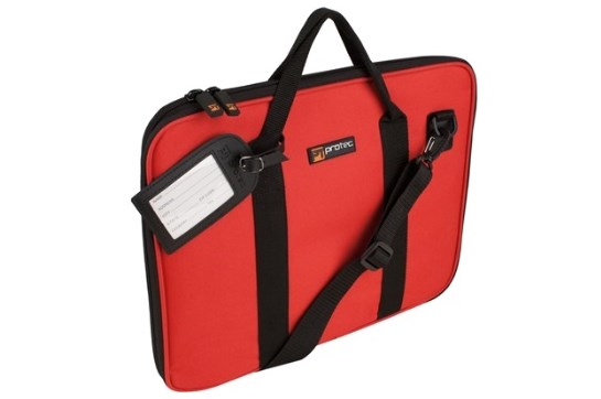 Protec Portfolio Bag for Music (Red)