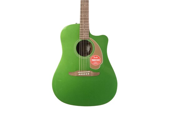 Fender Redondo Player Acoustic Guitar (Electric Jade)