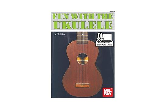 Fun with the Ukulele w/Audio