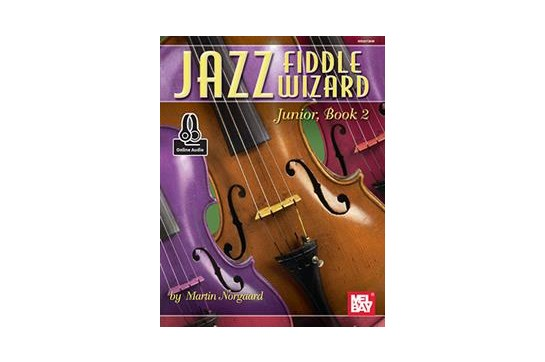 Jazz Fiddle Wizard Junior Book 2