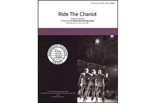 Ride the Chariot - TTBB