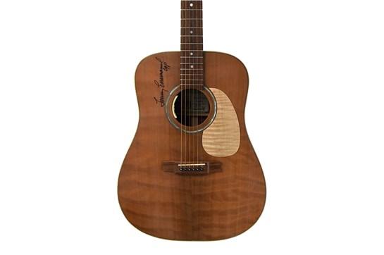 2015 Rocco Rocco Custom Guitars for Vets Bancroft Acoustic Guitar w/Case