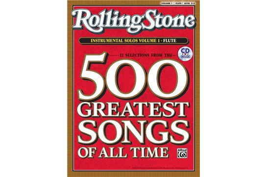 Selections from Rolling Stone Magazine's 500 Greatest Songs of All Time Volume 2 - Flute