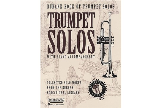 Rubank Book of Trumpet Solos - Intermediate Level