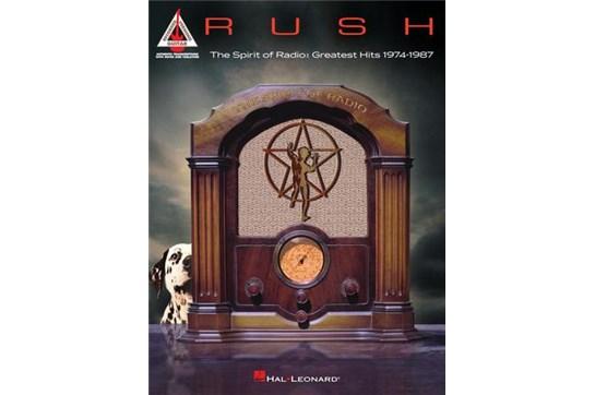 Rush - The Spirit of Radio: Greatest Hits 1974-1987