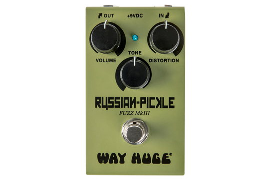 Way Huge Mini Russian Pickle Pedal