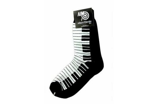 Ladies Keyboard Socks
