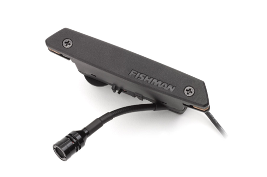 Fishman Rare Earth Mic Blend Active Soundhole Pickup
