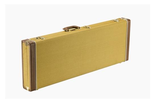 Fender Classic Series Strat/Tele Case (Tweed)