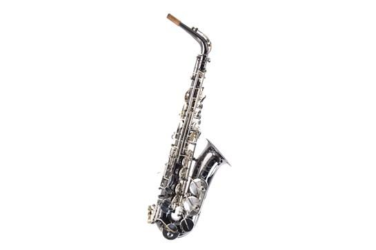 Cannonball Sceptyr Alto Saxophone (Black Nickel) - Used