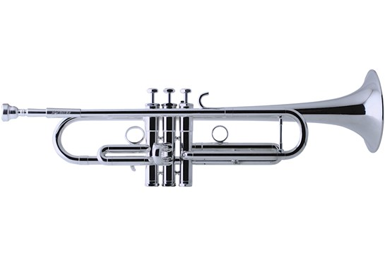 Schilke S43HDL-F Faddis Model Bb Trumpet - Silver Plated