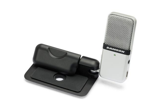 Go Mic by Samson - Portable USB Microphone