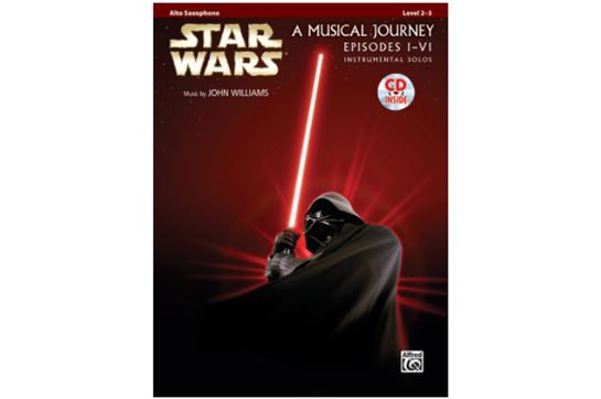 Star Wars Instrumental Solos (Alto Sax)