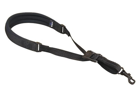 Neotech Saxophone Wick-It Swivel Neck Strap  XL (Black)