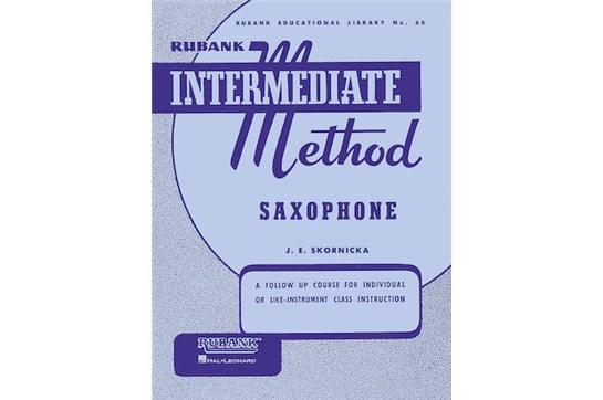 Rubank Intermediate Method - Saxophone