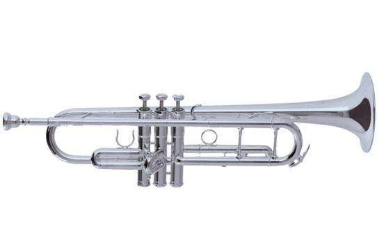 Schilke Soloiste Series SB4-MG Bb Trumpet - Silver Plated