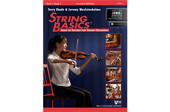String Basics - Violin Book 1