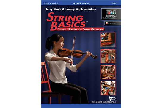 String Basics - Violin Book 2