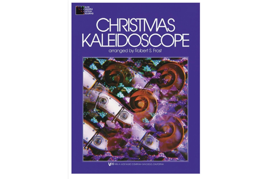 Christmas Kaleidoscope (String Bass)