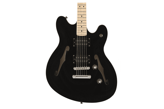 Squier Affinity Starcaster (Black)