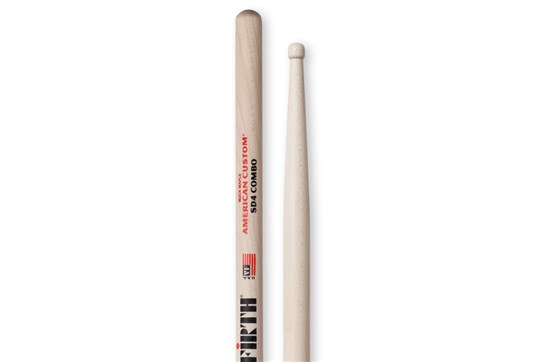 Vic Firth SD4 Combo Maple