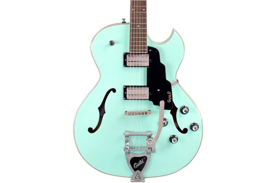 Guild Starfire I Single Cut Electric - Seafoam Green
