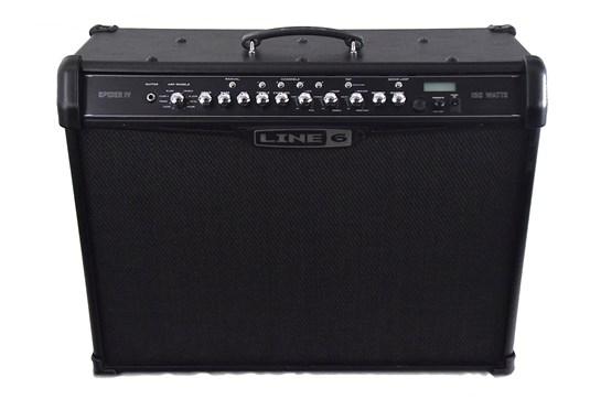 Used Line 6 Spider IV 150 2x12 Guitar Amp